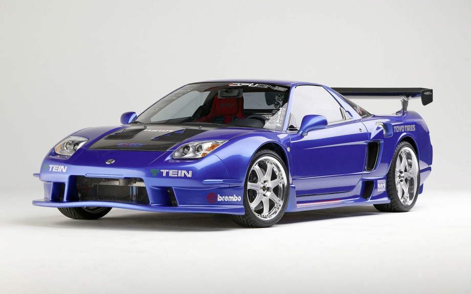 Acura NSX Mugen 2003  acura_nsx_2003_blue_front_view_sports_style_cars_13739_1440x900