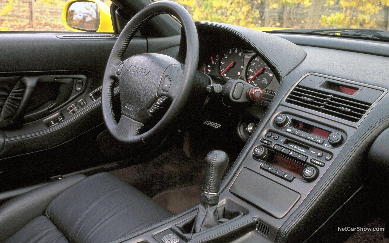 Acura NSX-T 2001 06a9b036