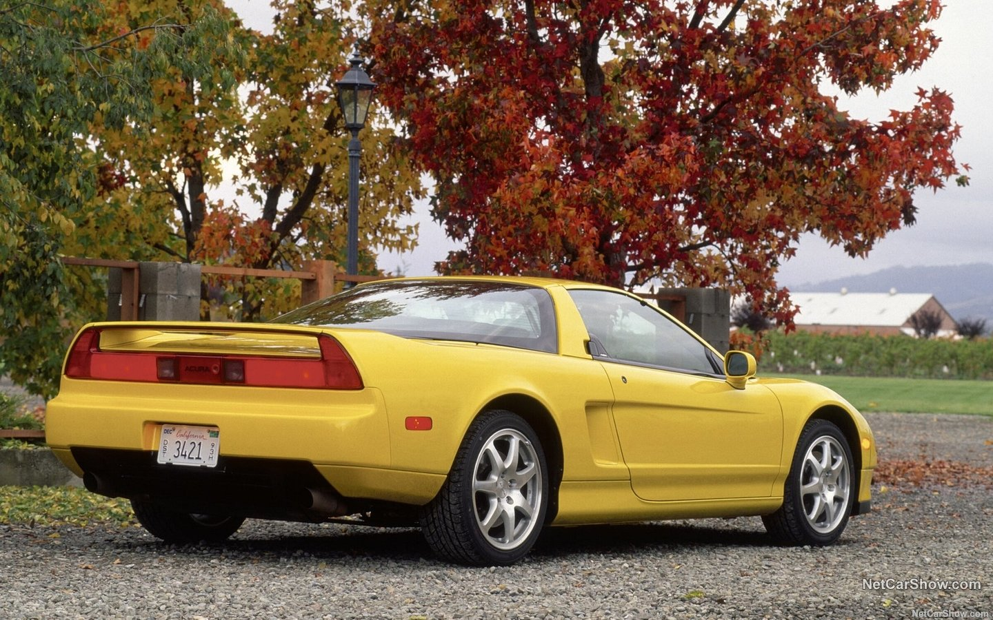 Acura NSX-T 2001 afd12224