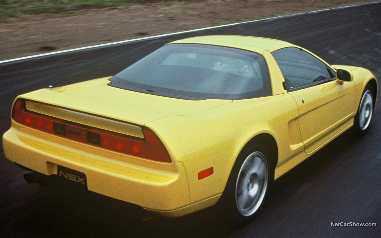 Acura NSX-T 2001 dc137436