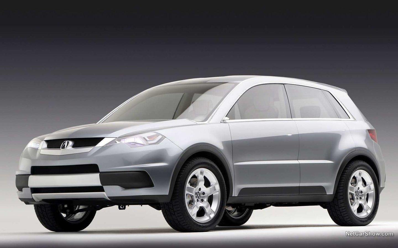 Acura RDX Concept 2005 8b582a51