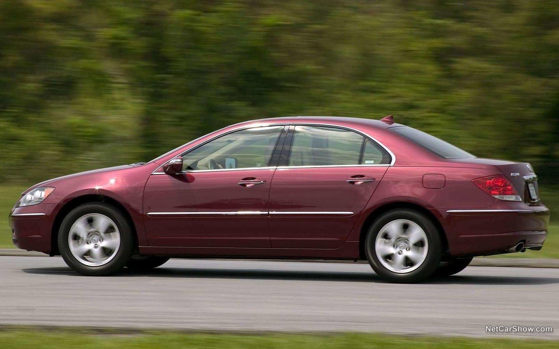 Acura RL 2005 ef336276