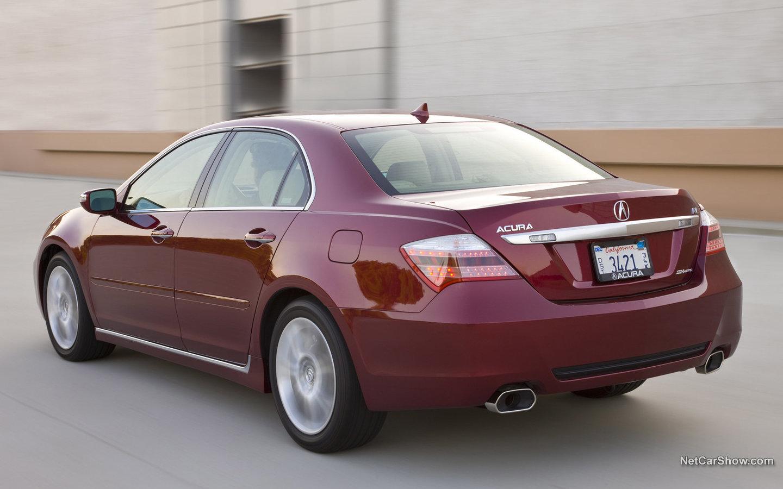 Acura RL 2009 3a9c7680