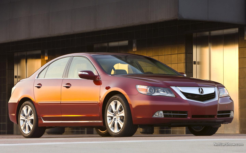 Acura RL 2009 509938ce