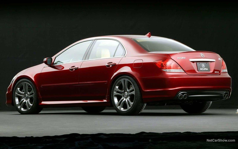 Acura RL A-Spec Concept 2005 3f9d5de7