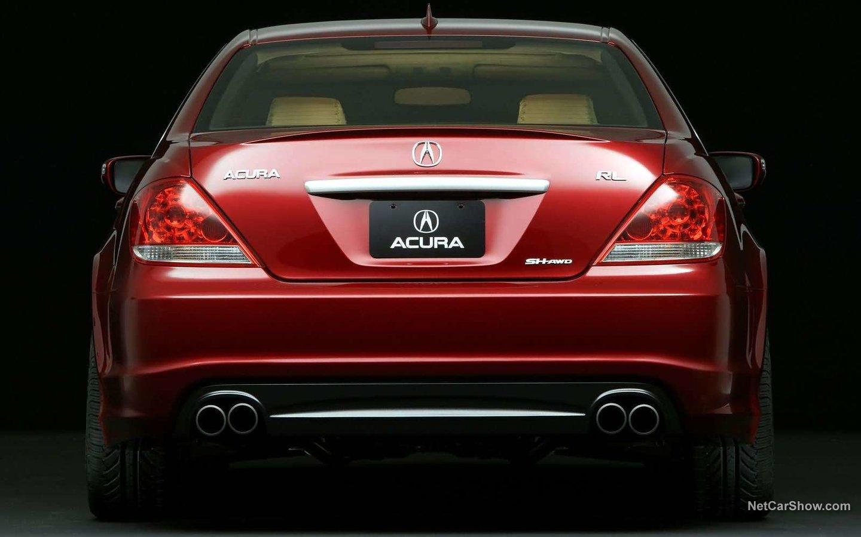 Acura RL A-Spec Concept 2005 daf1b4d4