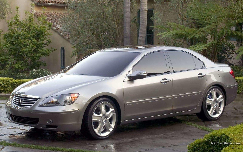 Acura RL Prototype 2004 26e1437a