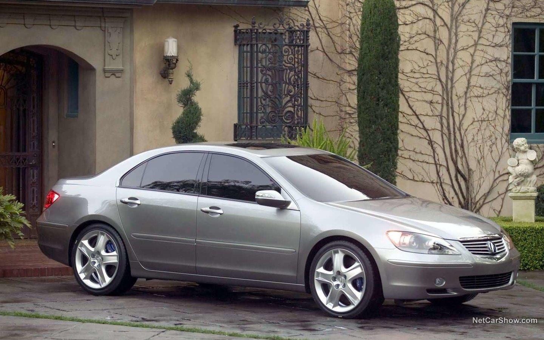 Acura RL Prototype 2004 760045b8
