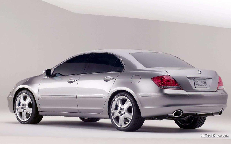 Acura RL Prototype 2004 bd0c1aca