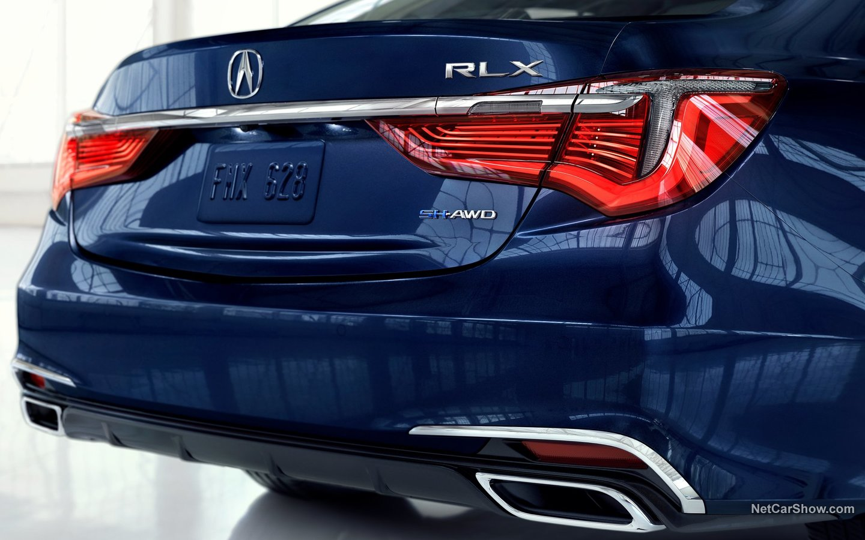 Acura RLX 2018 a51d8932