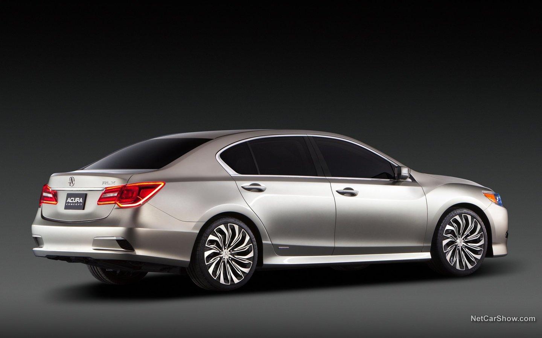 Acura RLX Concept 2012 21638a60