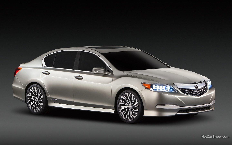 Acura RLX Concept 2012 dfc2a454
