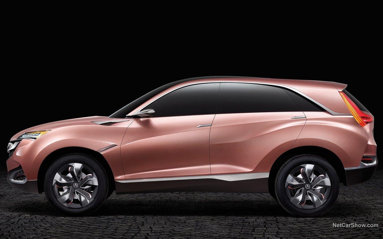 Acura SUV-X Concept 2013 58e67f9d