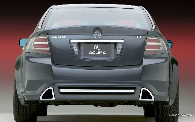 Acura TL ASPEC Concept 2003 700b5e14