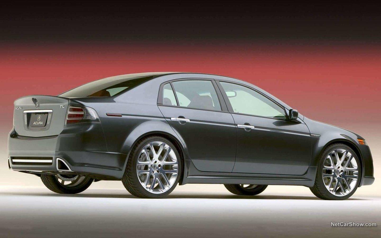 Acura TL ASPEC Concept 2003 8e25d2ee