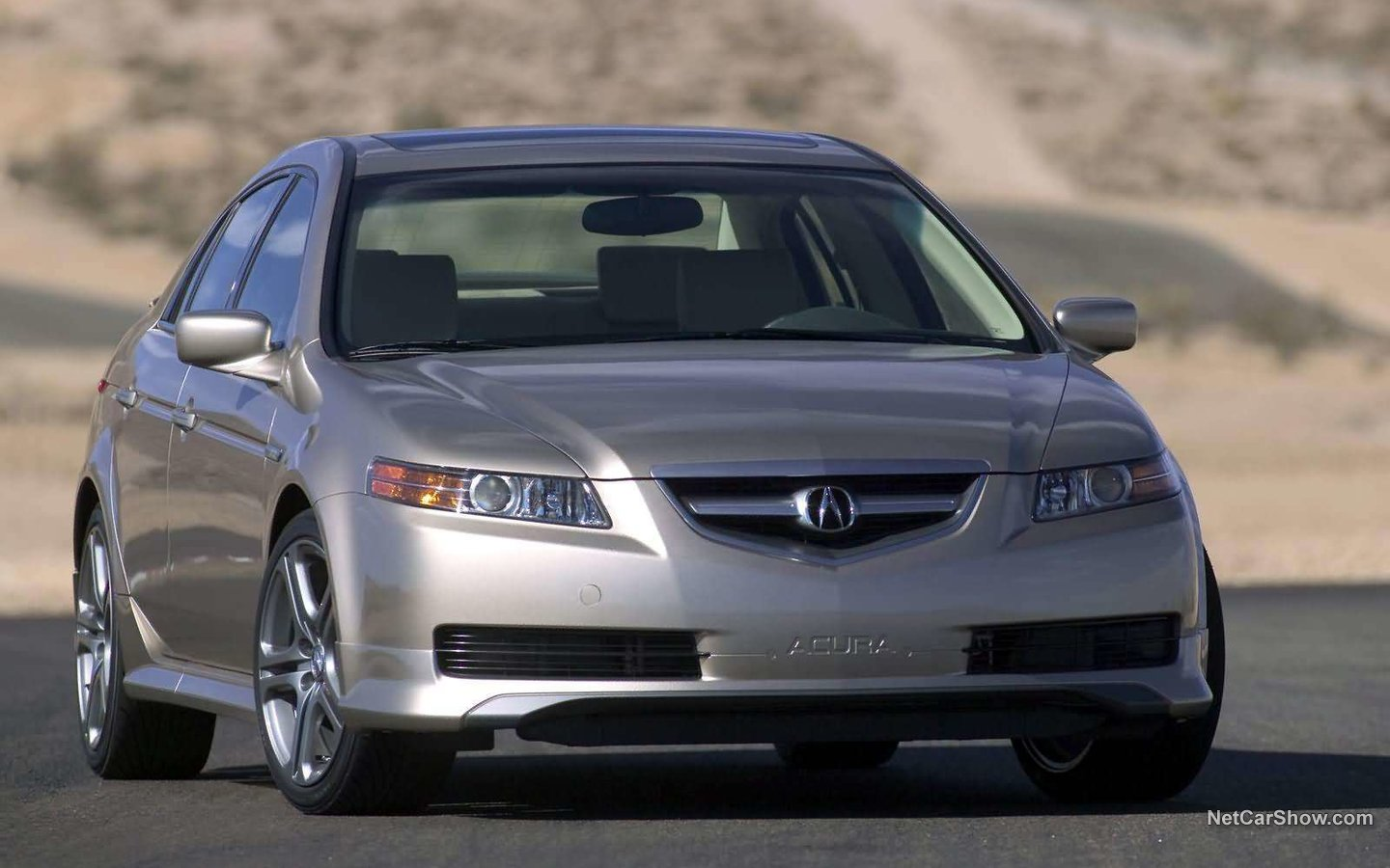 Acura TL ASPEC Performance Package 2004 5d3c2584