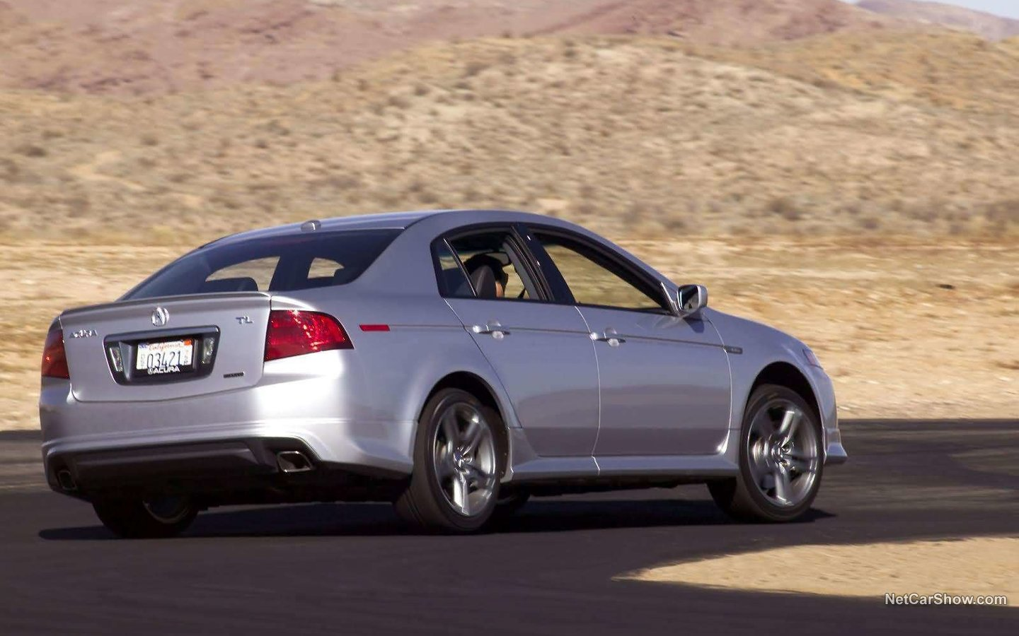 Acura TL ASPEC Performance Package 2004 714508d9
