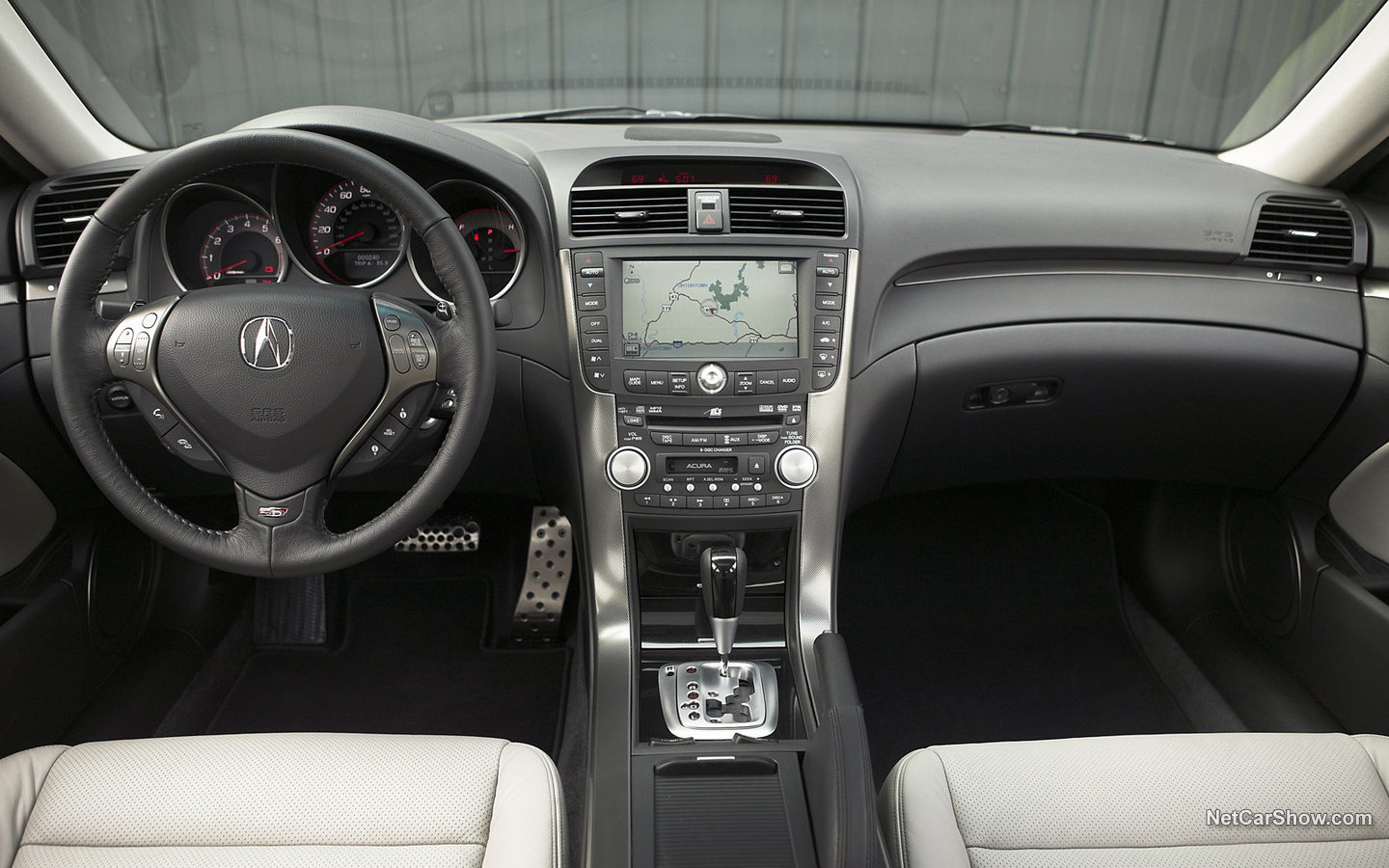 Acura TL Type-S 2007 70190a99