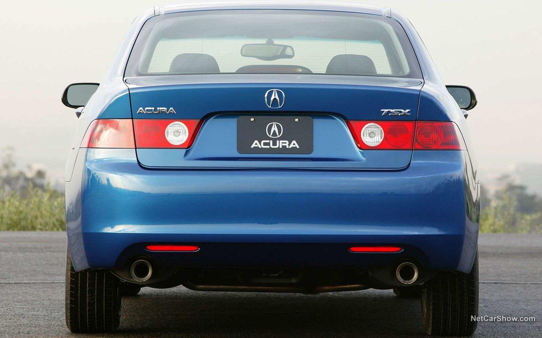 Acura TSX 2005 45499f1f