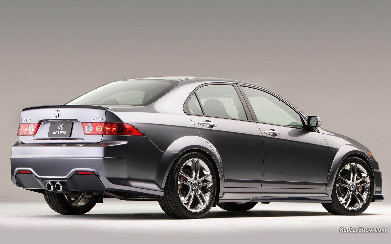 Acura TSX A-Spec Concept 2005 55a26f35