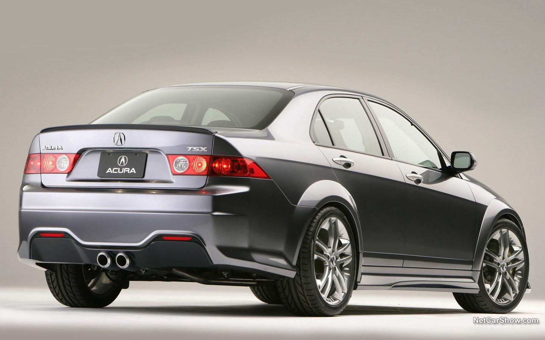 Acura TSX A-Spec Concept 2005 c440919f