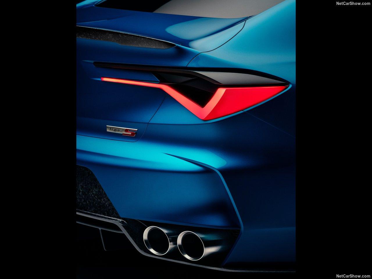 Acura Type-S 2019 Acura-Type_S_Concept-2019-1280-0e
