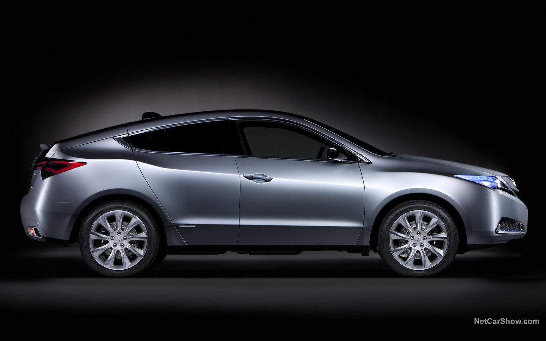 Acura ZDX Concept 2009 3702bae1