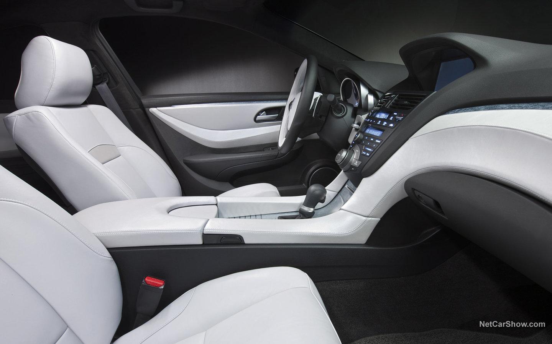 Acura ZDX Concept 2009 62cd9b6e
