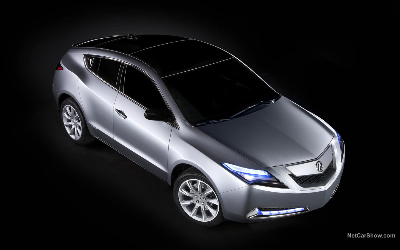 Acura ZDX Concept 2009 8dc0367d