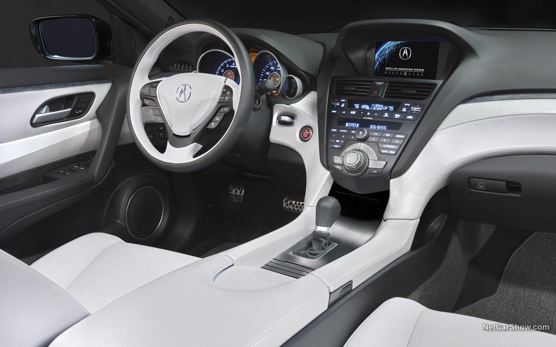 Acura ZDX Concept 2009 a0d48690