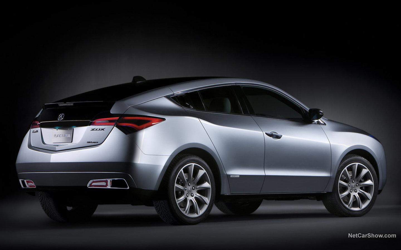 Acura ZDX Concept 2009 b0c7e46a