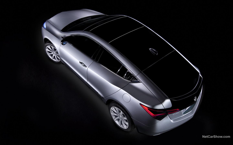 Acura ZDX Concept 2009 b9caa144