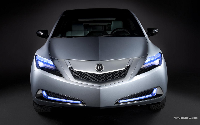 Acura ZDX Concept 2009 bf690be0