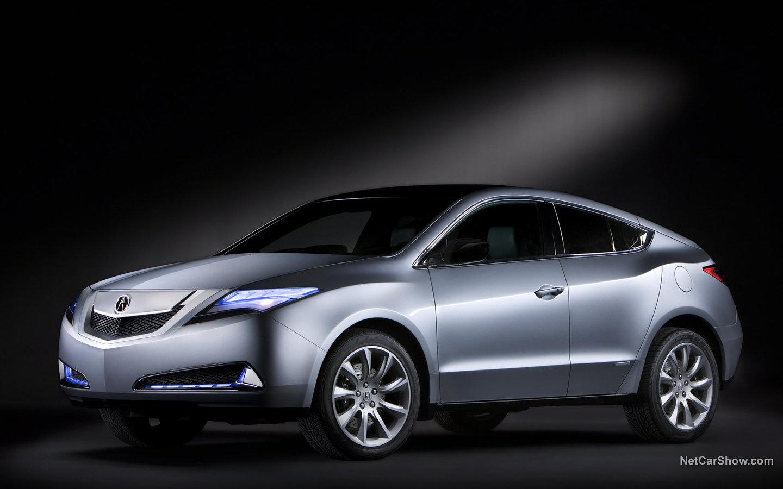 Acura ZDX Concept 2009 ecb303ea