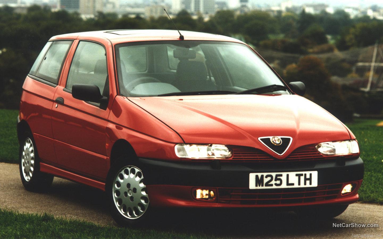 Alfa Romeo 145 1997 3c149218