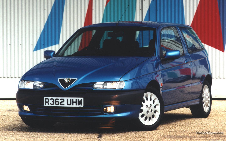 Alfa Romeo 145 1997 cd690249