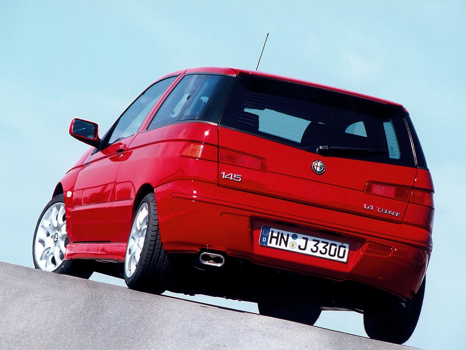 Alfa Romeo 145 1999 autoevolution com ALFA-ROMEO-145-735_19