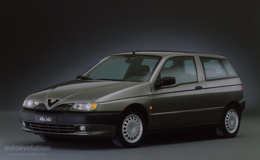 Alfa Romeo 145 1999 autoevolution com ALFAROMEO145-146-735_3