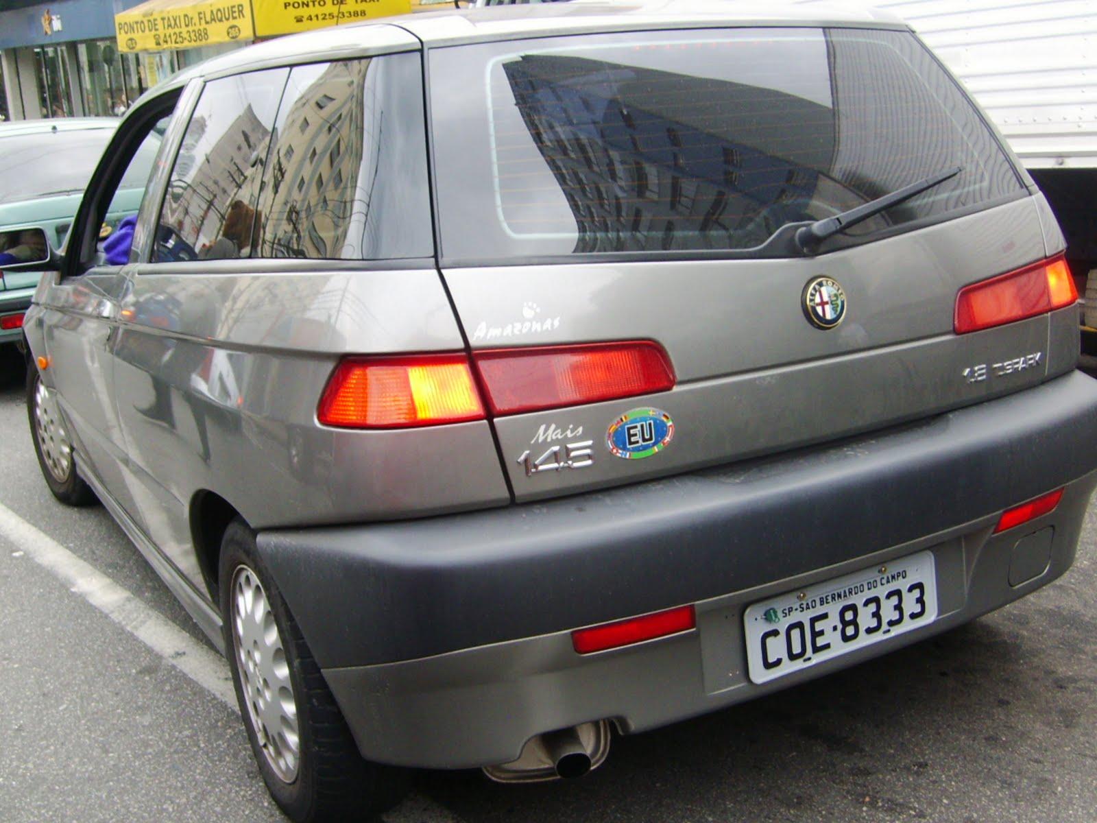 Alfa Romeo 145 1999 blogspot com   R