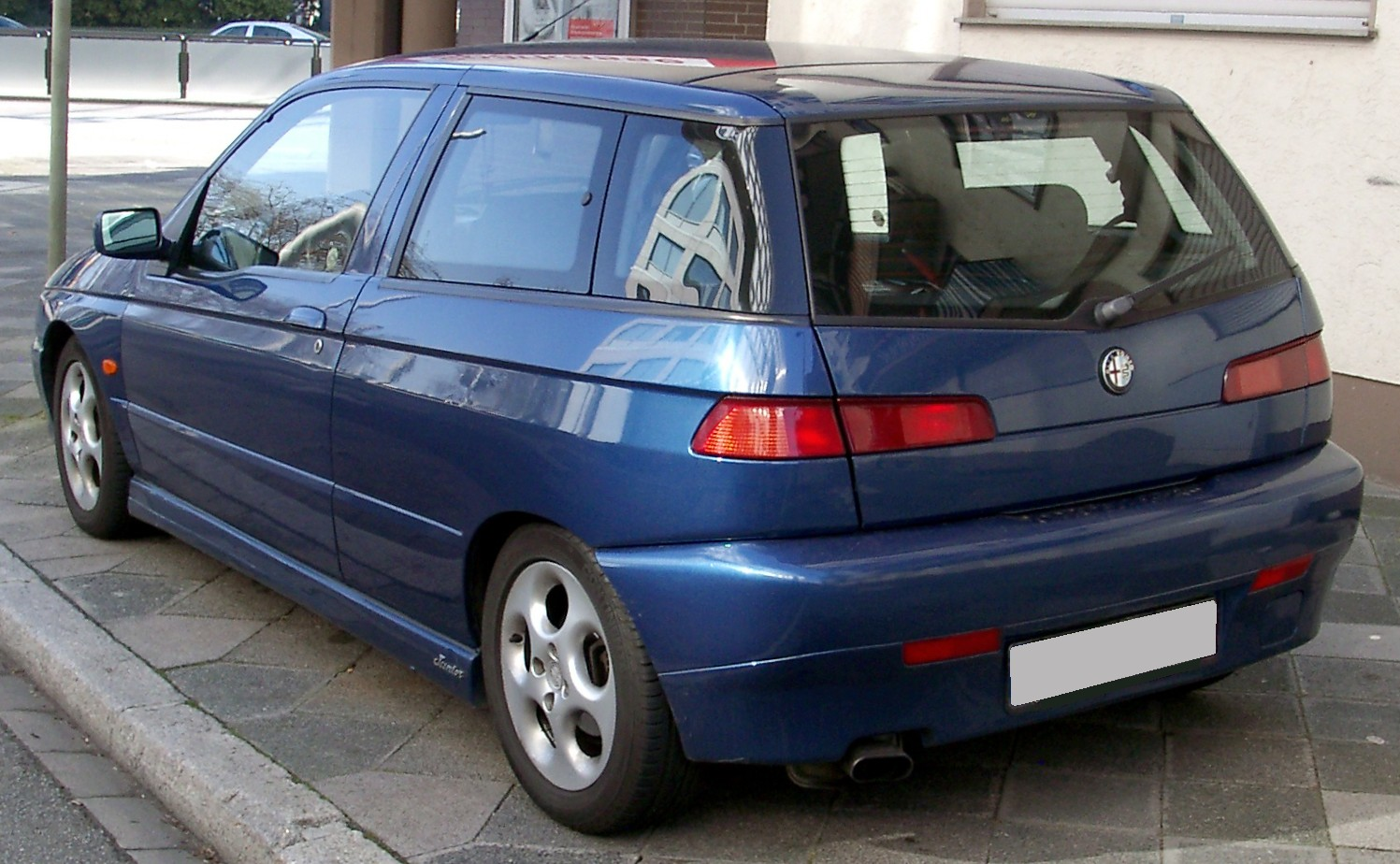 Alfa Romeo 145 1999 dic