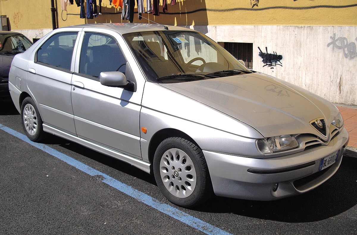 Alfa Romeo 146 1999 it