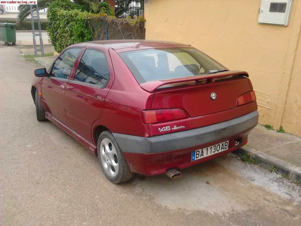 Alfa Romeo 146 1999 mercadoracing org