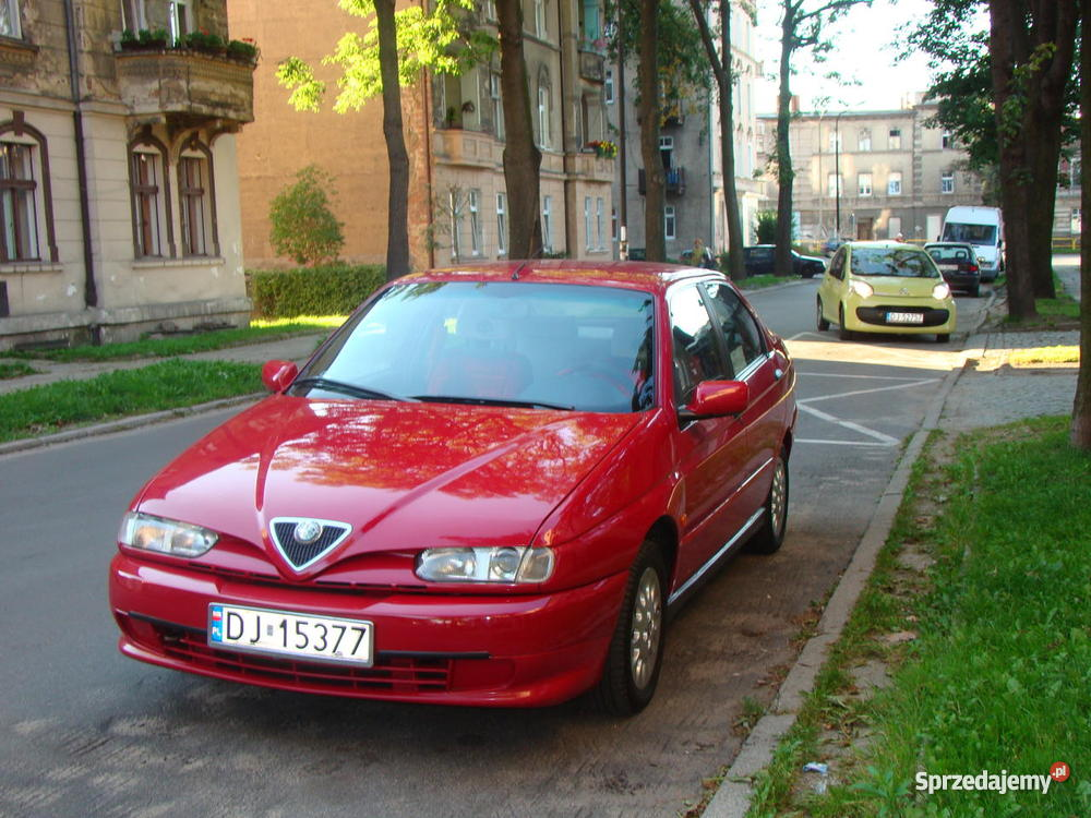 Alfa Romeo 146 1999 sprezdajemy pl alfa-romeo-1725882