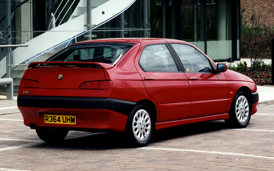 Alfa Romeo 146 Ti 1996 carpixel