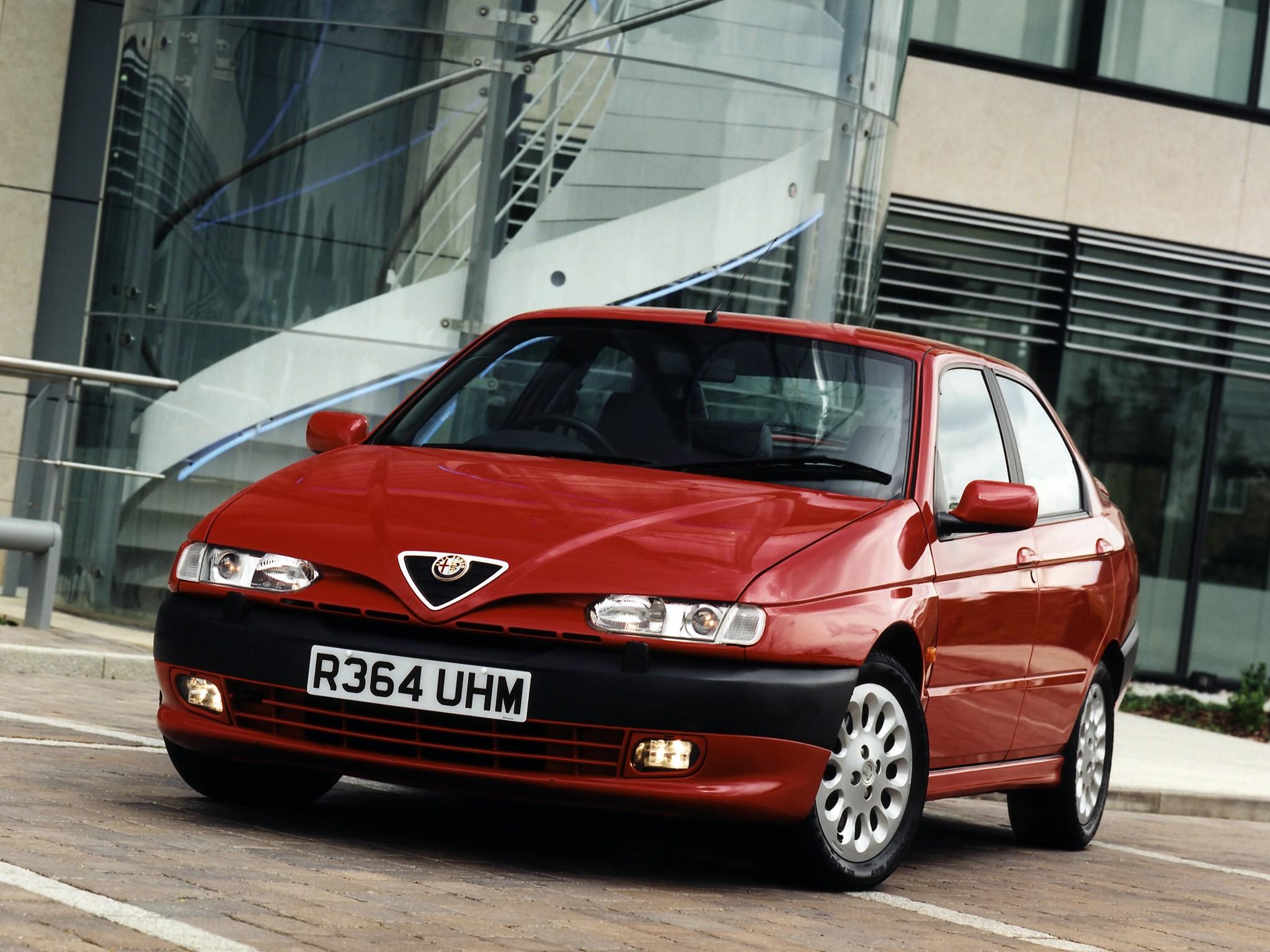 Alfa Romeo 146 Ti 1999 autoevolution com