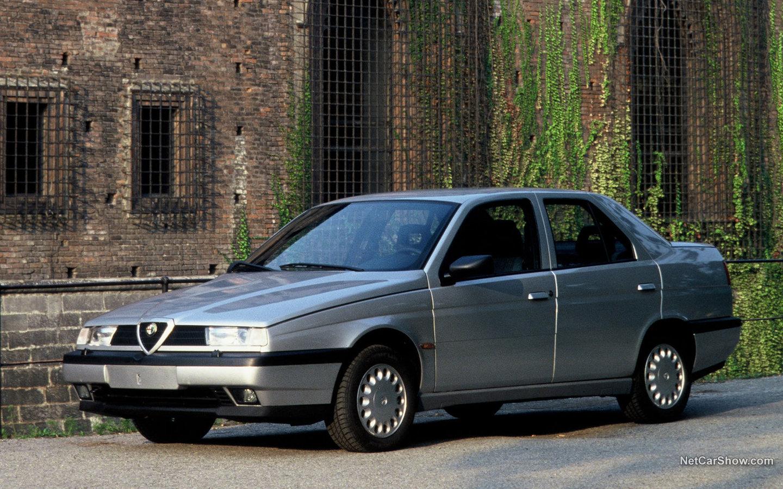 Alfa Romeo 155 1993 ad542198