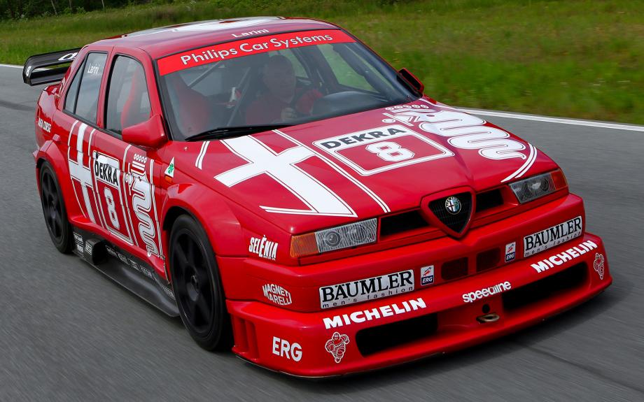 Alfa Romeo 155 Ti DTM 1993 carpixel