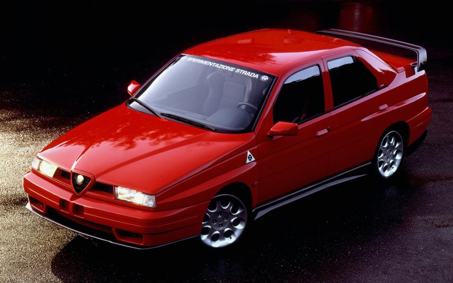 Alfa Romeo 155 Ti  Z 1993 carpixel