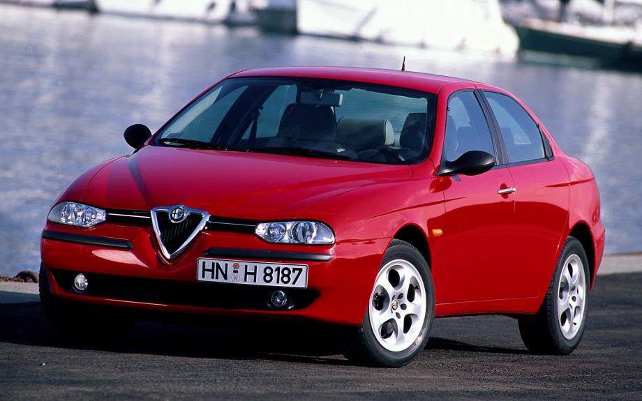 Alfa Romeo 156 1997 carpixel