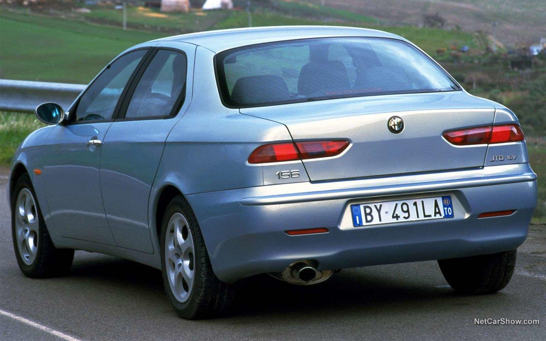 Alfa Romeo 156 1998 81d1851a